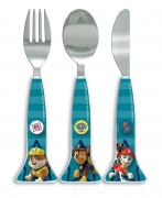 Paw Patrol 'Good Pups' Shaped Cutlery