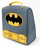 Batman 'Logo' Slopped School Premium Lunch Bag Insulated