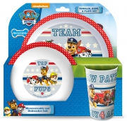 Paw Patrol 'Teamwork' Tbp Dinner Set