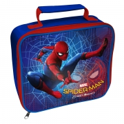 Spiderman 'Homecoming' School Premium Lunch Bag Insulated