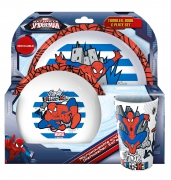 Ultimate 'Spiderman' Dinner Set