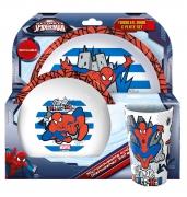 Ultimate 'Spiderman' Dinner Set