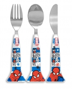 Ultimate 'Spiderman' Cutlery