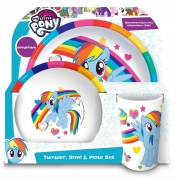 My Little Pony 'Friends' Dinner Set