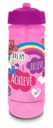 Jojo Siwa Bows Pink Multi Cascade Aruba Water Bottle