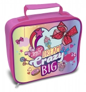Jojo Siwa Bows Dream Crazy Big Lunch Box Bag
