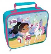 Nella The Princess Knight School Rectangle Lunch Bag