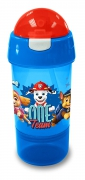 Paw Patrol Sip N Snack Bottle & Pot 2 In 1