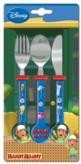 Disney Handy Manny and Tools Cutlery