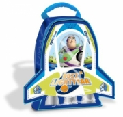 Disney Toy Story 3 Buzz Lightyear Rocket School Premium Lunch Bag Insulated