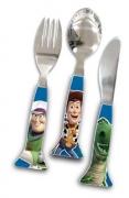 Disney Toy Story 3 Rocket Cutlery