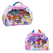 Tomy Pinypon 'Travel Pack' Assorted Box Gift Set