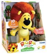 Raa The Noisy Lion 'Talking Raa' 9 inch Plush Soft Toy