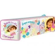 Dora Plastic Pencil Case Stationery
