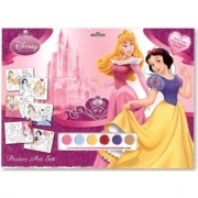 Disney Princess Art Set Stationery
