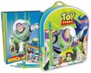 Disney Toy Story Filled Stationery School Bag Rucksack Backpack