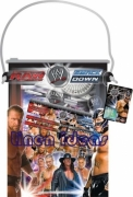 WWE Travel Stationery Bag
