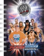 WWE Notebook Stationery