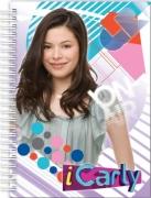 Icarly Notebook Stationery