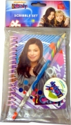 Icarly Nickelodeon Scribble Set Stationery