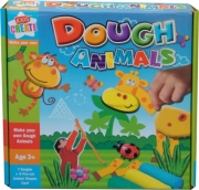 Kids Create Make Your Own 'Dough Animals' Dough Creativity