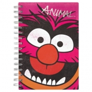 The Muppets A5 'Animal' Notebook Stationery