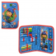 Mike The Knight Chunky Filled Pencil Case Stationery