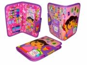 Dora The Explorer 'Its an Alphabet Adventure' Filled Pencil Case Stationery