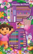 Dora The Explorer Complete Art Pack Stationery