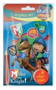 Mike The Knight Scribble Pad Stationery