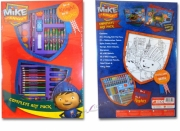 Mike The Knight 66 Pc Complete Art Pack Stationery
