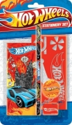 Hot Wheels Stationery Set