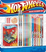 Hot Wheels Deluxe Stationery Set