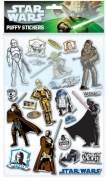 Star Wars Comic Padded Sticker Wall Decoration