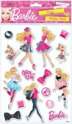 Barbie Pinktastic Padded Sticker Wall Decoration
