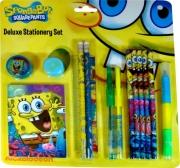 Spongebob Squarepants Deluxe Stationery Set