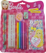 Barbie Deluxe Stationery Set