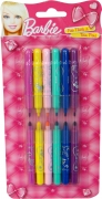 Barbie 'Thick and Thin Pens' Felt Tips Pen Stationery