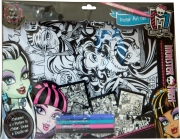 Monster High 'Poster Art Set' Set Stationery