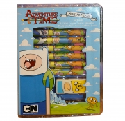 Adventure Time 24 Pc Mini Art Pack Stationery