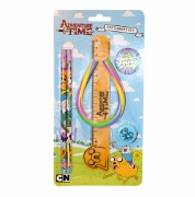 Adventure Time 5 Piece Stationery Set