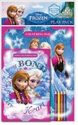 Disney Frozen 'Play Pack' Colouring Set Stationery
