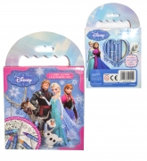 Disney Frozen 'Carry Along' Colouring Set Stationery