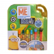 Despicable Me Minions 'Stamper & Stencil' Activity Set Stationery