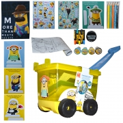 Despicable Me Minions 'Filled Activity' Stationery Truck