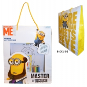 Despicable Me Minions Bumper Activity Bag Stationery