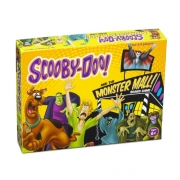 Scooby Doo 'Monster Mall' Board Game Puzzle
