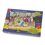 Horrid Henry 'Classroom Chaos' 250 Piece Jigsaw Puzzle Game