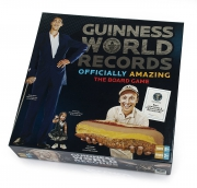 Guinness World Records Officially Amazing Board Game