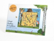 The Gruffalo Snakes and Ladders Puzzle